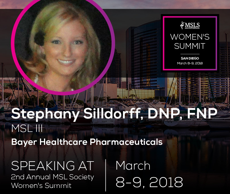 Dr. Stephany Silldorff Explains How can the Maternal Wall Affect a Woman in the MSL Profession?