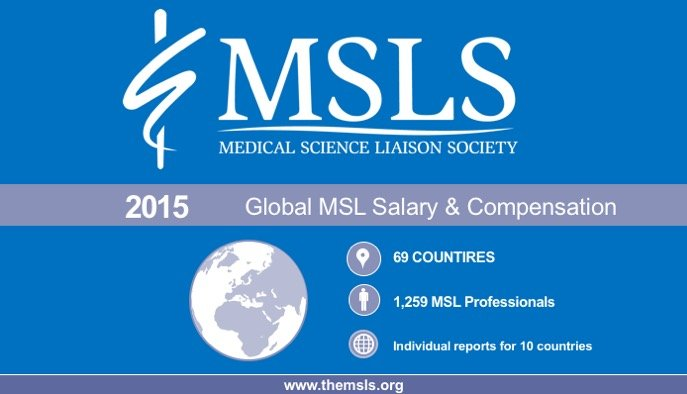 RESULTS: 2015 Global Medical Science Liaison Salary & Compensation Survey