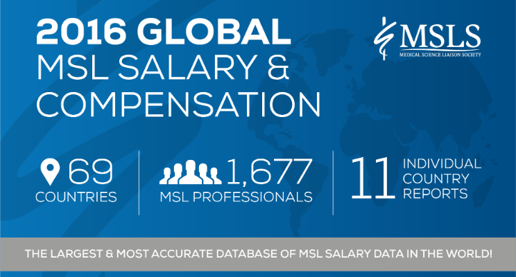 RESULTS: 2016 Global Medical Science Liaison Salary & Compensation Survey