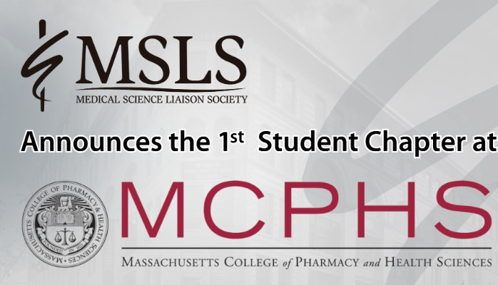 First Student Chapter of the MSL Society Established at MCPHS University School of Pharmacy in Boston
