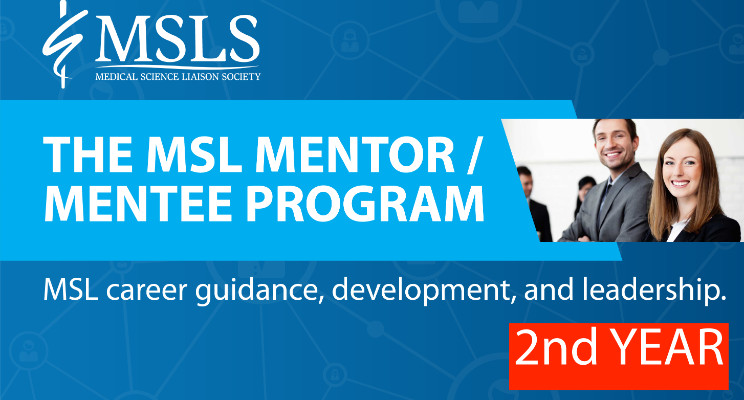 2nd Year Medical Science Liaison Mentor / Mentee Program