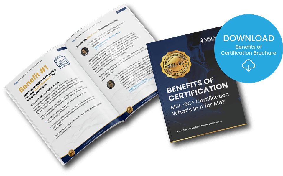 Benefits of Certification Brochure Download